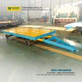 20FT Container Transport Factory Trailer with Drawbar