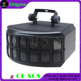 2X10W LED Butterfly Effect Stage Professional Lighting