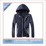 Men Polyester Light Weight Waterproof Jacket Outdoor Windbreaker