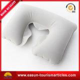 U Shape Headrest Pillow China Inflatable Pillow Inflight Promotion Travel Pillow