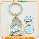 Fashion Trolley Coin with Key Chain