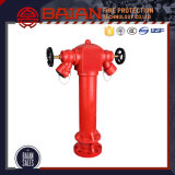 Dry Type Pillar Fire Hydrants - Kitemark/Lpcb