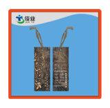 Custom Cheap Clothing Tags/Hang Tag/Garment Hangtag Supplier