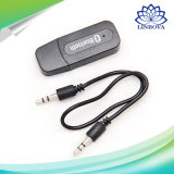 Mini Aux USB Bluetooth Audio Music Adapter Receiver for Audio and Car