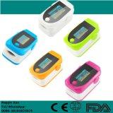 Cheap Price Ce Approved LCD Fingertip Finger Pulse Oximeter SpO2 Pr Monitor Oximetry Rpo-8b6 -Fanny