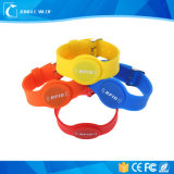 Wristband RFID Bracelets Watch Silicone Tag 13.56MHz