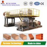 Automatic Doble Stage Brick Molding Machine Price List