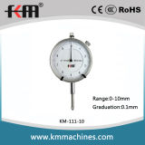 Dial Indicator with 0.1mm Graduation
