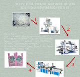 Economic LDPE Film Blowing Machine Set