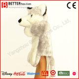 Stuffed Toy Plush Animal Fox Hand Puppet for Kids/Children