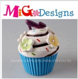 Personalize Kitchen Decor Nice Cupcake Cookie Canister