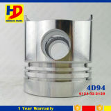 4D94 Piston with Pin Excavator Diesel Engine Parts in Stock with OEM Size