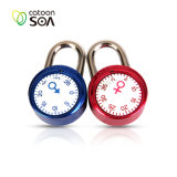 Safety Colorful Combination Lock