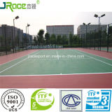 China Manufacturer High Rebound  Rate Synthetic Tennis Court