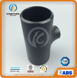 ASME B16.9 A234 Wpb Reducing Tee Carbon Steel Pipe Fitting (KT0298)