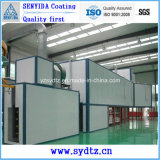 Powder Coating Painting Line of Moisture Drying System and Powder Curing System