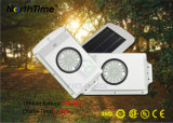 Five Colors Solar System Solarworld Integrated Solar LED Garden Lamps