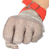 High Performance Protective Stainless Steel Mesh Knife Cut Resistant Kitchen Gloves/Working Gloves