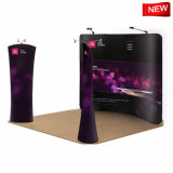 10ft Tradeshow Fabric Backdrop Display Stand