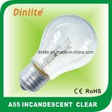 A55 B22 E27- Incandescent Bulb