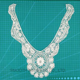 Cotton Crochet Collar Lace/Necklace Collar Lace/Lace Collar