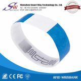 One-Time Hf 13.56MHz RFID Paper Wristband