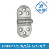 Stainless Steel Drop Flap Table Round Hinge (YH9382)