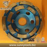 100-230mm Diamond Super Turbo Segmented Cup Grinding Wheel