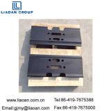 Crawler Excavator Spare Part Steel R200 Excavator Track Shoe for Hyundai Excavator Part
