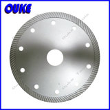 High Performance Diamond Continuous Turbo Wave Saw Blade