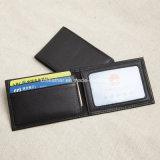 High End Designer Short Calf Leather Billfold Wallet for Men
