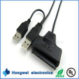 SATA22p to USB3.0 & USB2.0 Easy Drive Cable