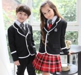 Girl′s Primary School Uniform Skirt
