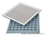 Antistatic HPL Finish Perforated Floor