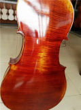 Flame Maple High Grade Cello Musical Instrument