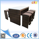 High Standard Production Hideaway Dining Set