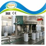 Automatic Glass Can Beer Filler Capper Line