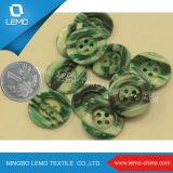 Polyester Four Hole Resin Button Uniform
