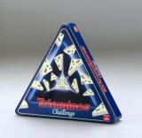 Triangle Tin Box with Competitive Price