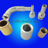 Straight, Elbow, T Type Hydraulic Fitting