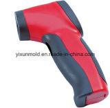Double Color Plastic Part Mould, Plastic Handle Mould, Plastic Handle Sheel Molding