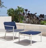 Mtc-160 Garden Rattan Chair with Attoman