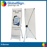 Best Price Custom Display X Stand Banner for Promotion
