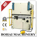 Mini Press Brake Wc67y-30t/1600 with E10 Control System