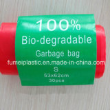 Professional Exporting Oxo Biodegradable Durable PE Plastic Garbage Bags