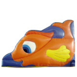Hot Dinosaur Theme Outdoor Playground Inflatable Slide