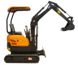 China Made Mini Construction Machinery Compact Digging Machine for House