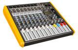 8 Mono 4 Band EQ Professiona Laudio Mixer Ms-812fx