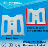ABS Document Pocket Holder for Switchgear Panel Board