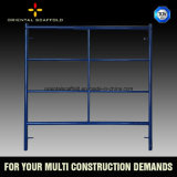 Double Step Frame Scaffolding